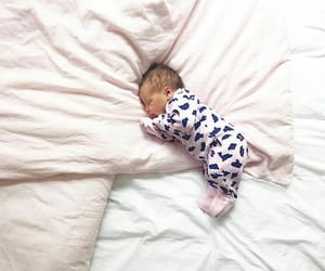 girl, baby, and outfit image