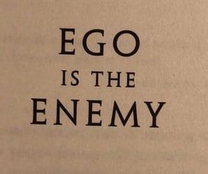 confidence, ego, and enemy image