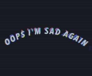 sad, quotes, and wallpaper image