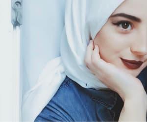 رمزيات بنات, محجبات, and حجاب image