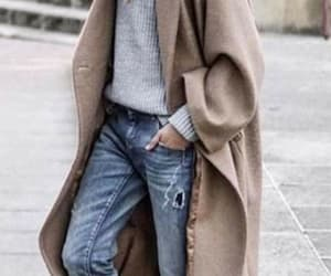 fashion, jeans, and autumn image