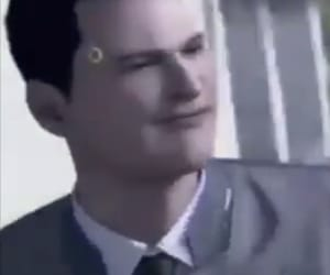Connor, meme, and detroit: become human image