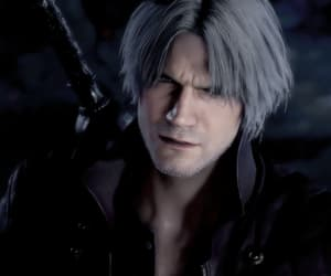 Dante, gif, and devil may cry image