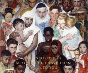 art, Norman Rockwell, and culture image