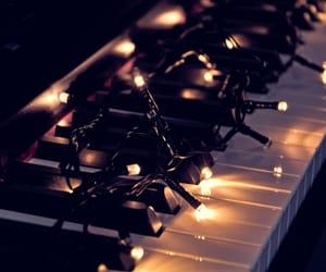 beautiful, christmas, and dark image