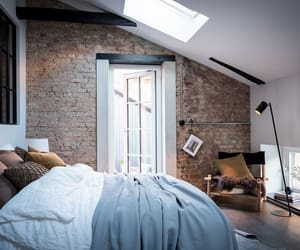 decoration, decorative, and bedroom design image