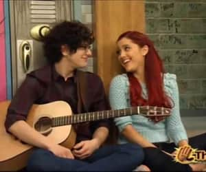 nickelodeon, victorious, and ariana grande image