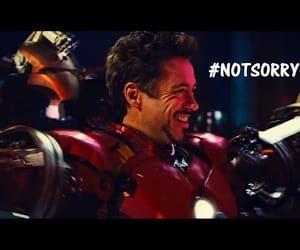 Avengers, infinit war, and ironman image