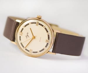 etsy, minimalist watch, and roman numerals watch image