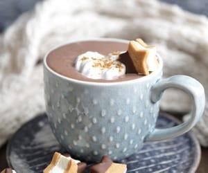 chocolate, winter, and coffee image