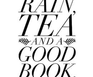 black, book, and lluvia image