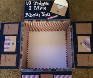 diy, giftbox, and care package image