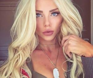 barbie, beautiful, and lips image