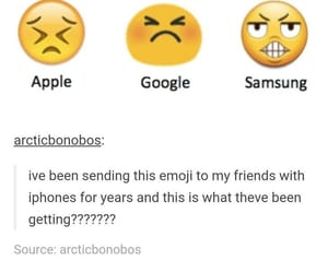 apple, post, and weird image