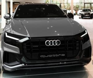 audi, awesome, and grey image