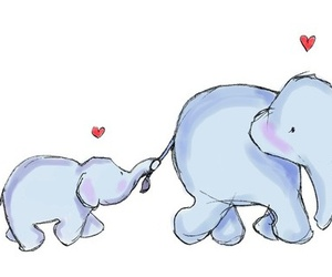 elephant and love image