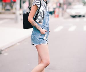 docs, dungarees, and cute image