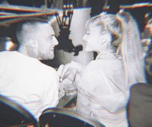 couples, ariana grande, and mac miller image