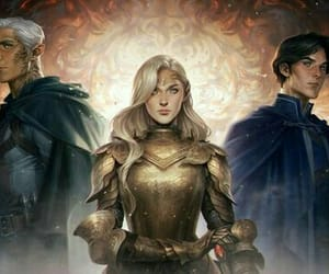 dorian, chaol, and celaena image