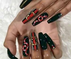 gucci and nails image