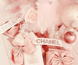 chanel, christmas, and details image