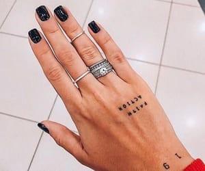 small, tatouage, and tattoo image