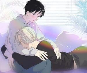 anime, victornikiforov, and victor image