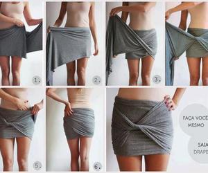 skirt and diy image