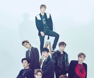 exo, kpop, and love shot image