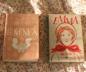 book, emma, and hipster image
