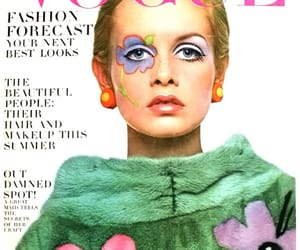 twiggy and vogue cover image