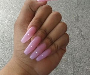 acrylic, pink, and claws image