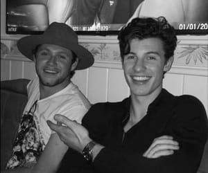 shawn mendes, niall horan, and boy image