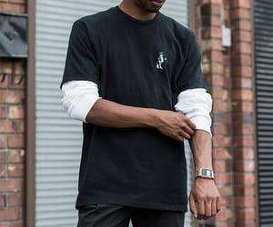 black, boy, and wristwatch image