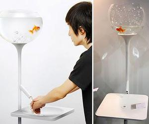 fish, idea, and water image