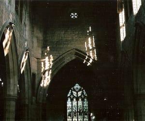 church, dark, and gothic image