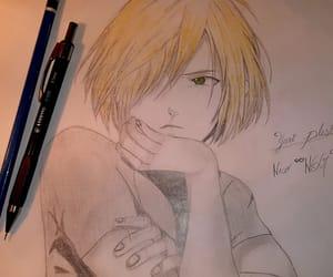 anime, kawai, and yurio image