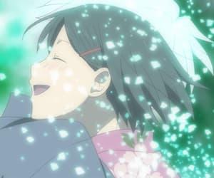 anime, gin, and hotaru image