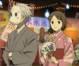 anime, anime girl, and gin image
