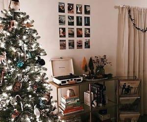 decoration, christmas, and lights image