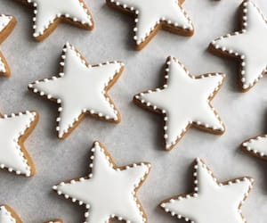 christmas, pretty, and Cookies image