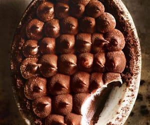 desserts, food, and tiramisu image