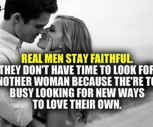 love, quote, and faithful image