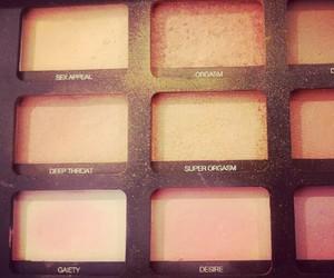 blush, make up, and nars image