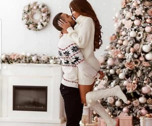 love, christmas, and fashion image