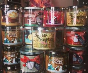 candles, christmas, and tumblr image