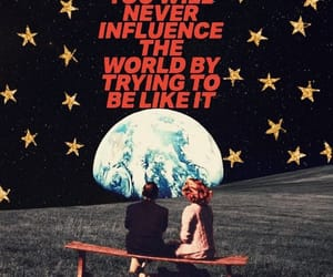 quotes, art, and vintage image