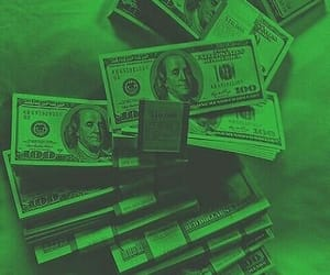 money, dollar, and rich image