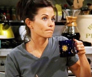friends, monica, and 90s image