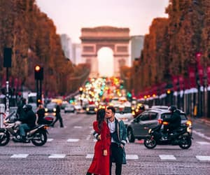 couple, goals, and street image